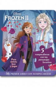 Disney - Mi Primer Libro Con Rompecabezas - Frozen 2